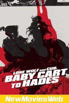 Lone Wolf and Cub Baby Cart to Hades-Poster new scary movies
