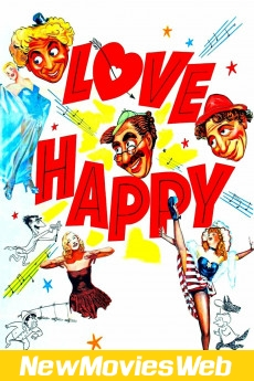 Love Happy-Poster free new movies online