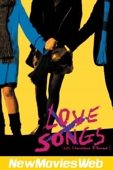 Love Songs-Poster new animated movies