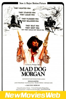 Mad Dog Morgan-Poster new movies to stream