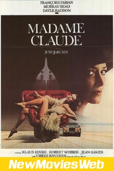 Madame Claude-Poster new movies on dvd