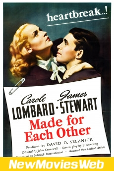 Made for Each Other-Poster new movies to stream