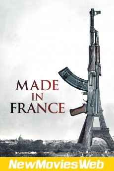 Made in France-Poster new movies on dvd