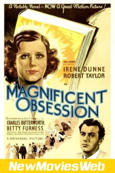 Magnificent Obsession-Poster new movies on dvd