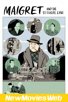 Maigret and the St. Fiacre Case-Poster new movies on netflix