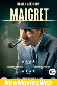 Maigret's Dead Man-Poster 2021 new movies