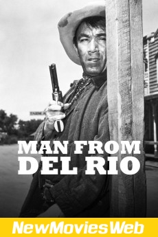 Man from Del Rio-Poster new movies coming out