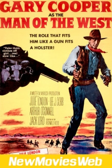Man of the West-Poster new hollywood movies
