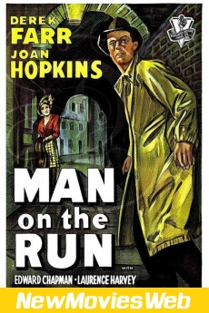 Man on the Run-Poster 2021 new movies