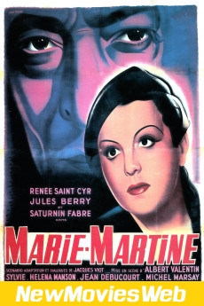 Marie-Martine-Poster new animated movies