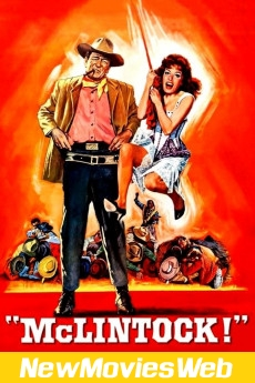 McLintock!-Poster new movies on netflix