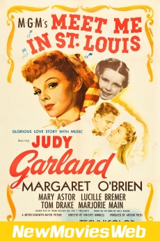 Meet Me in St. Louis-Poster new movies online