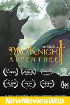 MidKnight Adventure-Poster new movies