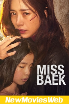 Miss Baek-Poster new animated movies