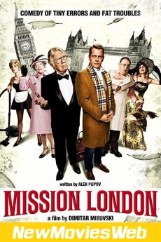 Mission London-Poster new movies 2021