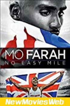Mo Farah No Easy Mile-Poster new movies on dvd