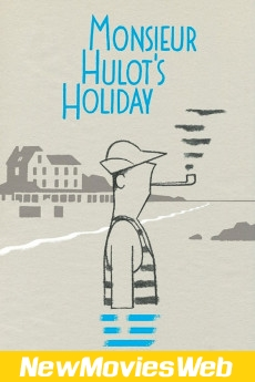 Monsieur Hulot's Holiday-Poster new action movies