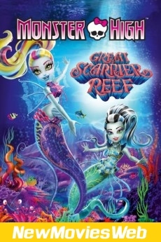 Monster High Great Scarrier Reef-Poster new release movies 2021