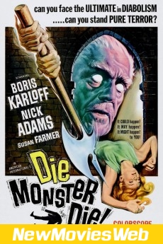 Monster of Terror-Poster new movies on demand