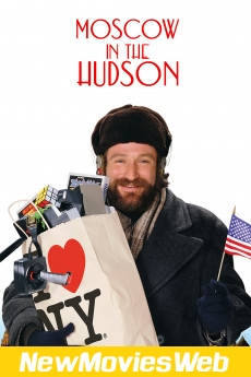 Moscow on the Hudson-Poster new movies in theaters