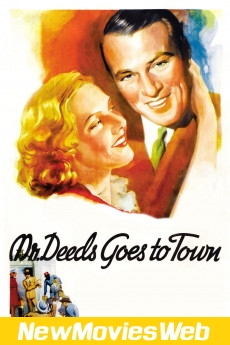 Mr. Deeds Goes to Town-Poster new movies 2021