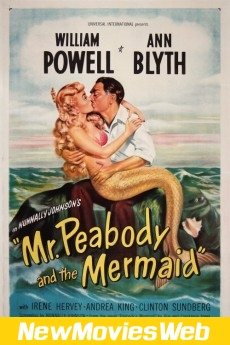 Mr. Peabody and the Mermaid-Poster new horror movies
