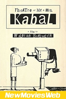 Mr. and Mrs. Kabal's Theatre-Poster new comedy movies