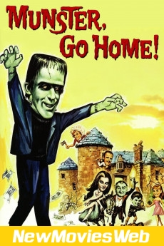 Munster, Go Home!-Poster new movies online