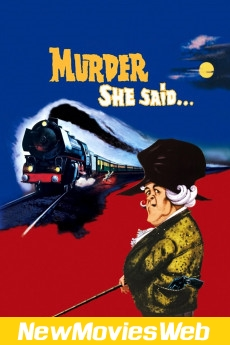 Murder She Said-Poster new action movies