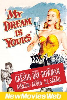 My Dream Is Yours-Poster new movies to rent