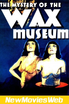 Mystery of the Wax Museum-Poster new movies on netflix