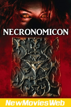Necronomicon Book of Dead-Poster new movies to watch
