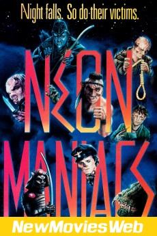 Neon Maniacs-Poster new movies on demand