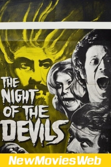 Night of the Devils-Poster good new movies