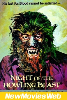 Night of the Howling Beast-Poster new movies coming out