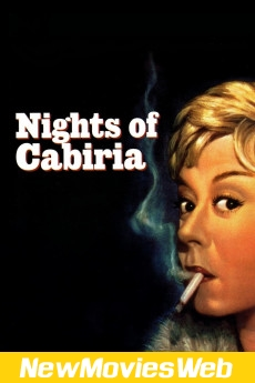Nights of Cabiria-Poster new movies