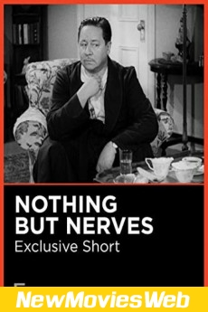 Nothing But Nerves-Poster new horror movies