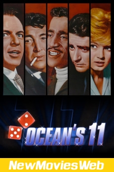 Ocean's 11-Poster new hollywood movies 2021