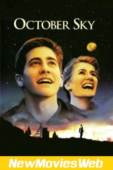 October Sky-Poster new movies coming out