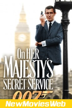 On Her Majesty's Secret Service-Poster new comedy movies