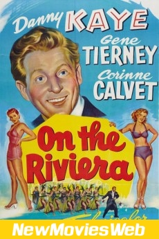 On the Riviera-Poster new action movies