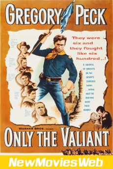 Only the Valiant-Poster new animated movies