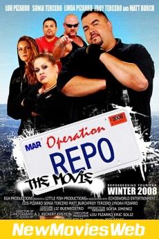 Operation Repo The Movie-Poster new movies on dvd