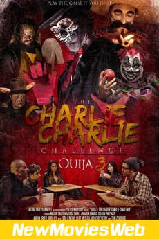 Ouija 3 The Charlie Charlie Challenge-Poster new horror movies