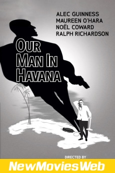 Our Man in Havana-Poster new release movies