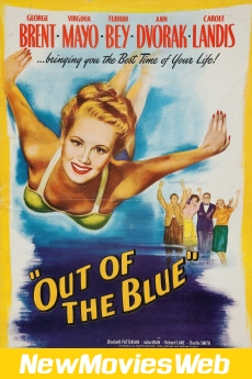 Out of the Blue-Poster new movies to rent