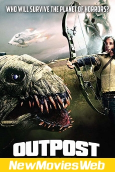 Outpost Earth-Poster new release movies