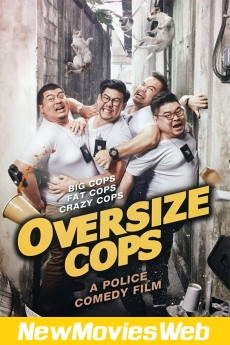 Oversize Cops-Poster new movies to watch