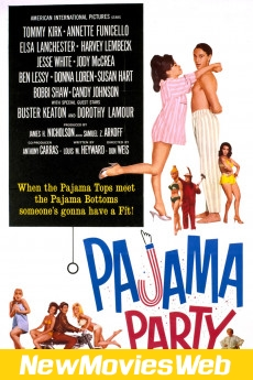 Pajama Party-Poster new movies coming out