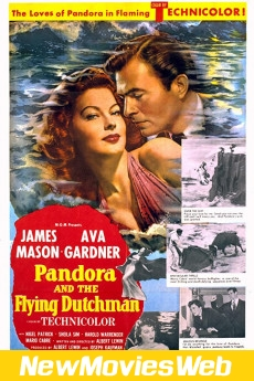Pandora and the Flying Dutchman-Poster best new movies on netflix